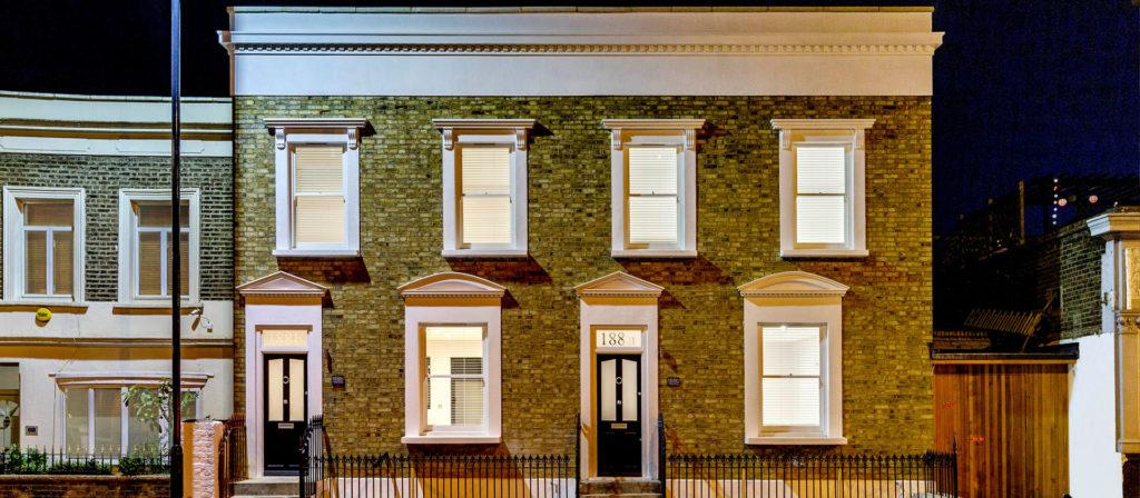 SES Property Developments - Battersea